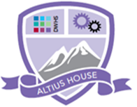 DWHS- Altius House badge